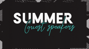 Summer Guest Speakers 2018