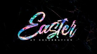 Easter at Celebration